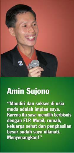 Amin Sujono - Soaring Manager Semarang