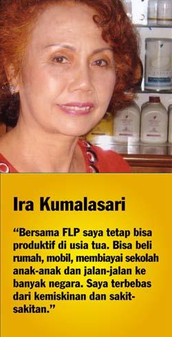 Ira Kumalasari - Diamond Manager Malang